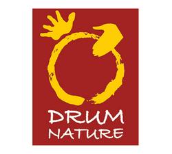 Drum Nature Logo