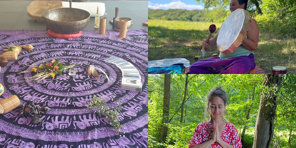 Cacaco Ceremony & Healing Sound Bath Journey