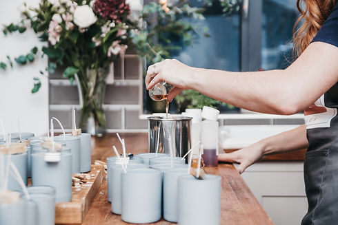 Coppertop Candles Brand Shoot Oct '19 Ph