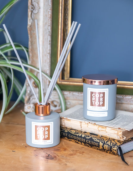 Rose & Oud Aromatherapy Room Diffuser