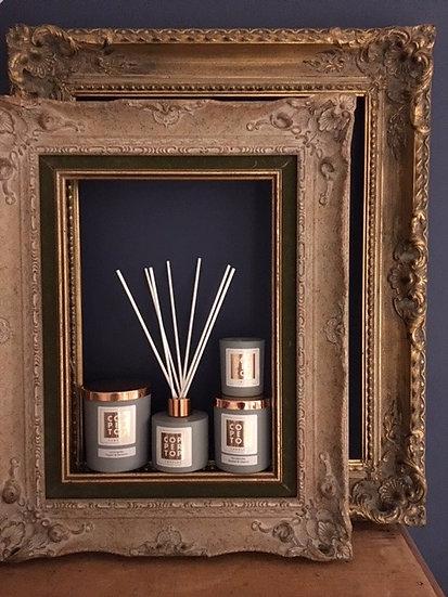 Lemongrass, Pepper & Geranium Aromatherapy Room Diffuser
