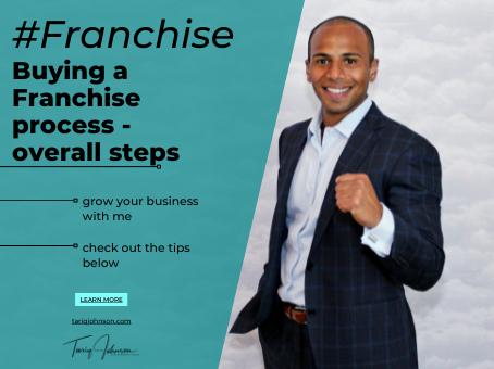 #Franchise - 9 Vital Steps Before Buying a Franchise