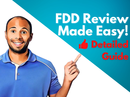 #Franchise - FDD (Franchise Disclosure Document) Review Made Easy! (Detailed Guide to Review FDD)