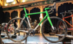 Gellie Custom Bikes Reflexa Road Disc HBSA2019 HBSA 2019