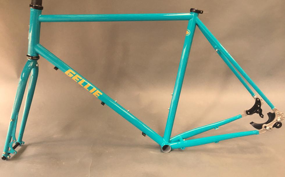 Custom Gravel Bike frame