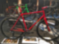 Gellie Custom Bikes Gravel-Road Tracka model HBSA2019 HBSA 2019