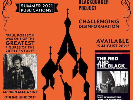Groundbreaking BQP Summer Publications and Pandemic Outreach!