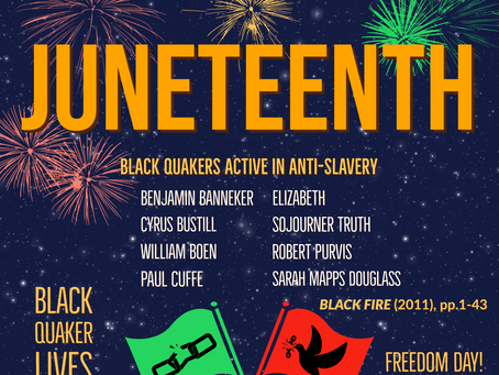 Juneteenth: Happy Freedom Day!