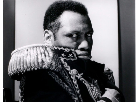 In Memory of Paul Robeson, Beleaguered Leader, 1898-1976