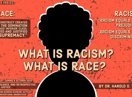Redefining Race & Racism in Our New Pamphlet: