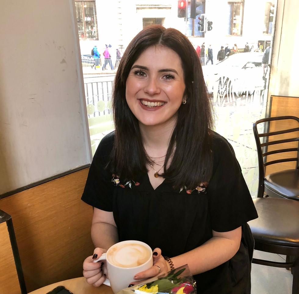 Ailish McCafferty joins VHIT as new MRC PhD student