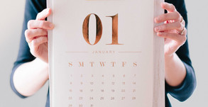 2019/2020 Studio Calendar