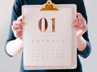 Calendario corso L2