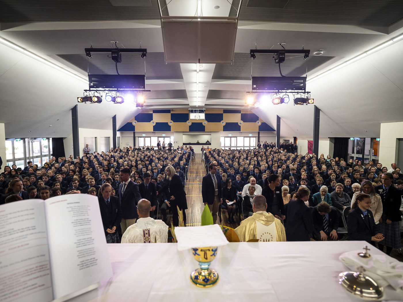 Assumption Mass