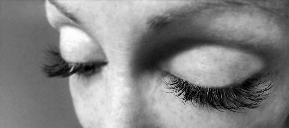 Keri's beautiful lashes