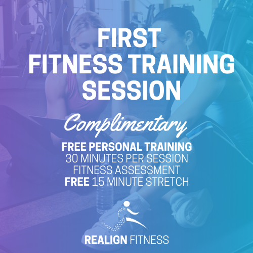 Complimentary Fitness Session