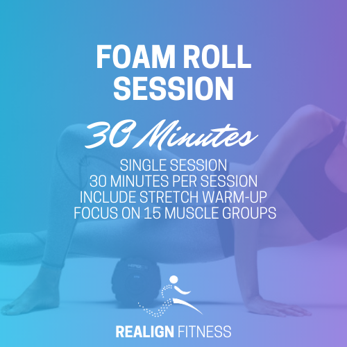 Foam Rolling Session