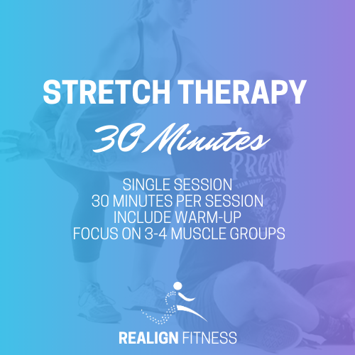 Stretch Therapy | 30 Min Session