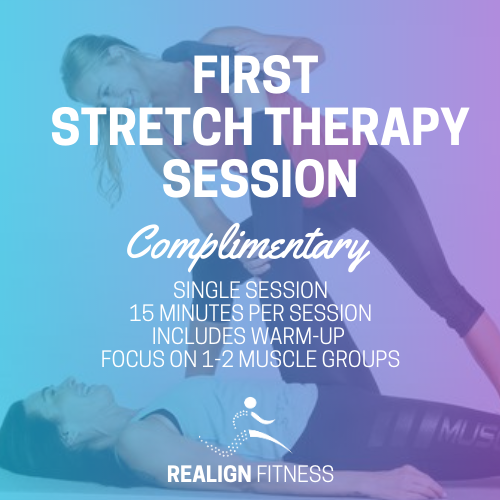 First Stretch Therapy | 15 Min Session