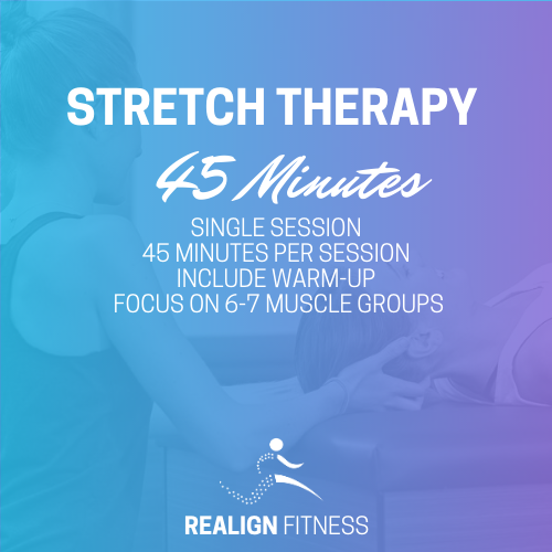 Stretch Therapy | 45 Min Session