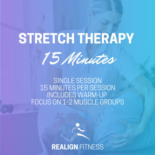 Stretch Therapy | 15 Min Session