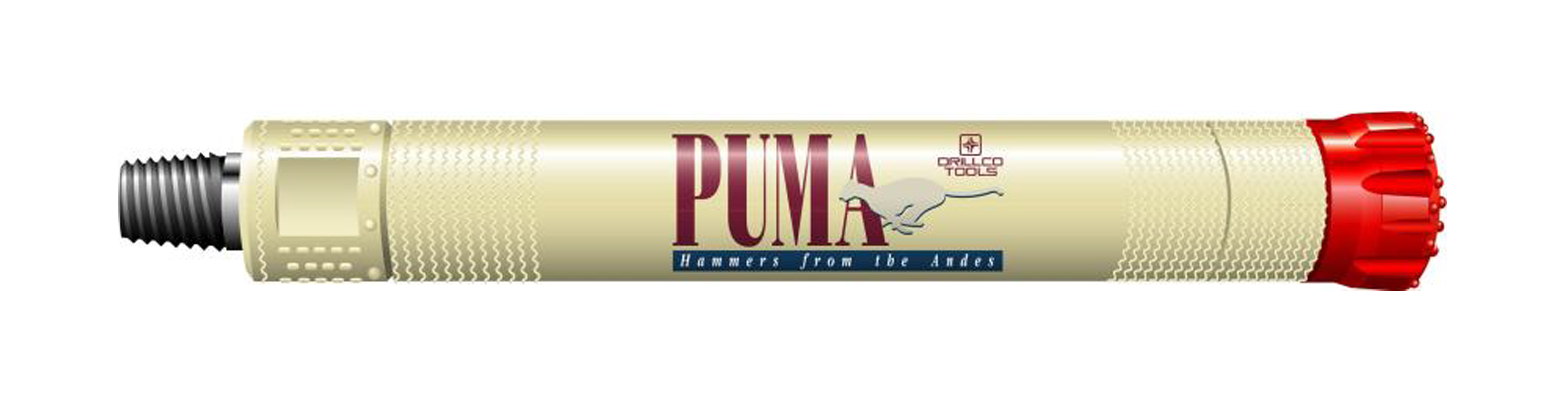 Puma Hammer Bit. See the Difference