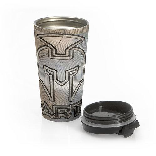 Spartan Steel Travel Mug