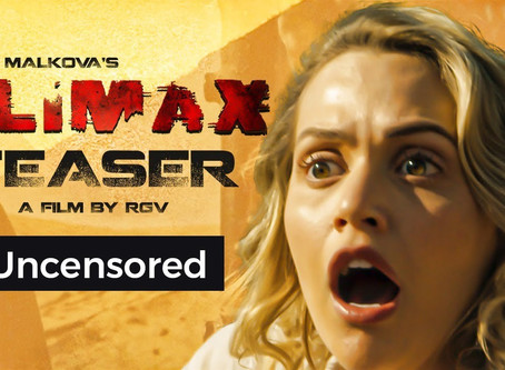 CLIMAX Teaser | Mia Malkova | Ram Gopal Varma | RGV's #Climax | Latest 2020 Movie Teasers