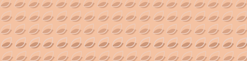 background pattern of brown and tan seeds