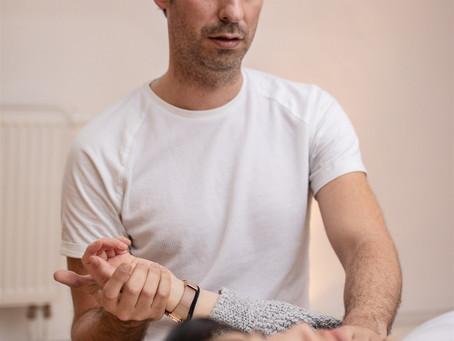 Wie ich Schulter- und Nackenverspannungen entwirre