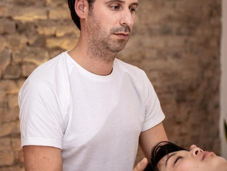 Behandlung bei Kiefergelenksbeschwerden