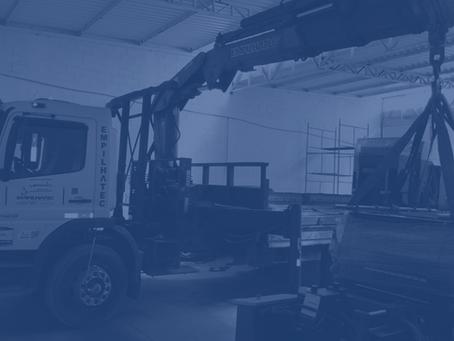 Manutenção e cuidados com Caminhão Munck