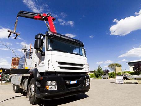 7 vantagens de alugar o caminhão Munck