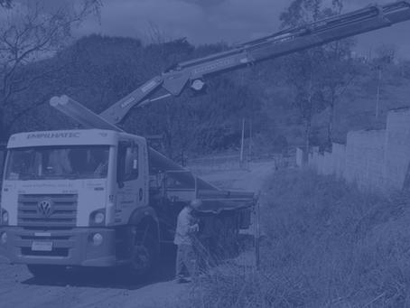 Quais são os setores que precisam do caminhão Munck
