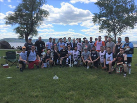 CYL Hosts 2017 Croton Lax Alumni Game