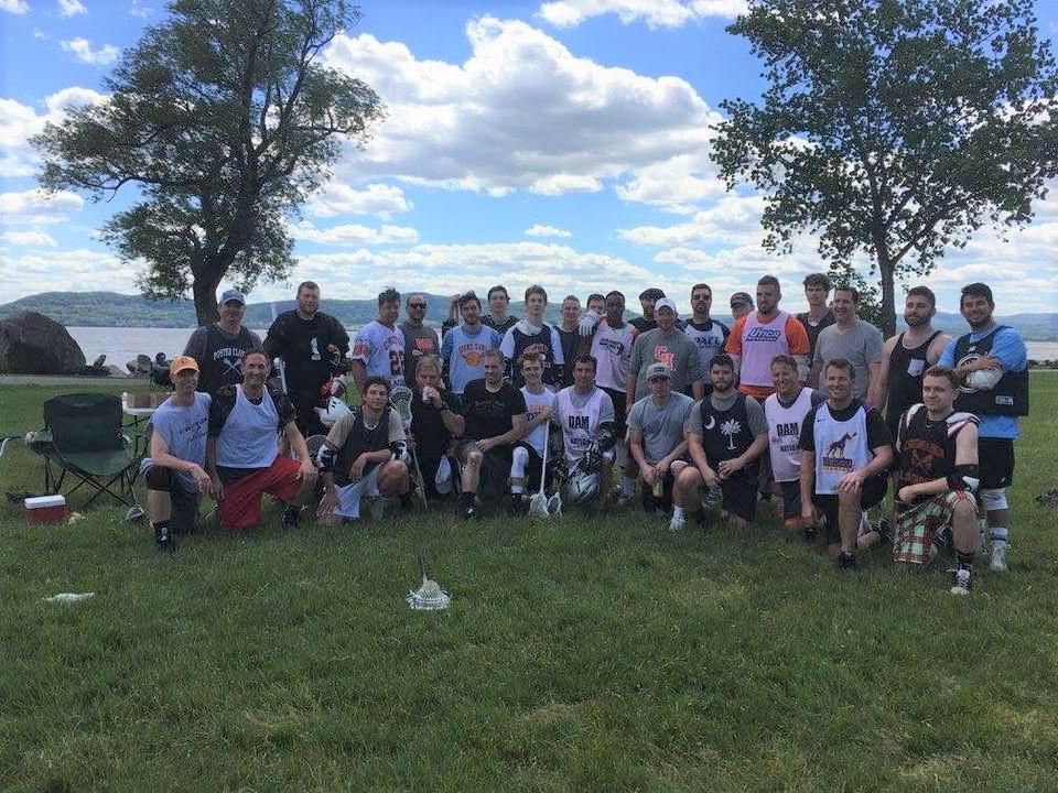 Croton Lacrosse Alumni Game 2017