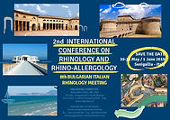 Save the date 2nd International Conference on Rhinology and RhinoAllergology 2019 Senigallia