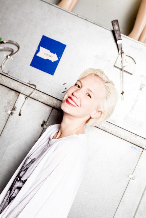 Photographer Jesper Dickell Model Lilith Etch