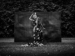 Photographer Jesper Molin Model Lilith Etch Makeup and hair Isabell Fransson and Emma Schatz