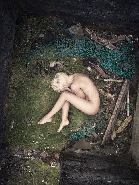 Photographer Benny Rytter  Model Lilith Etch