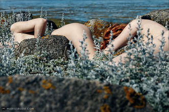 Photographer Marius Budu Models Regina Piil & Lilith Etch