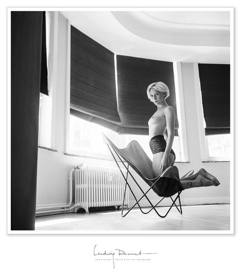 Photographer Ludwig Desmet Model Lilith Etch