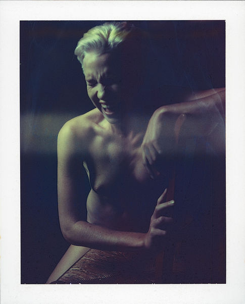 Photographer Fritz Oehlers Model Lilith Etch