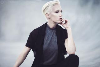 Photographer Felicia Puschl Model Lilith Etch Makeup Angelica Nykvist