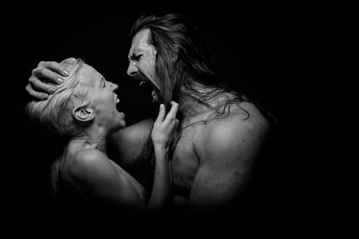 Photographer Gary McIver Models Will Newton & Lilith Etch