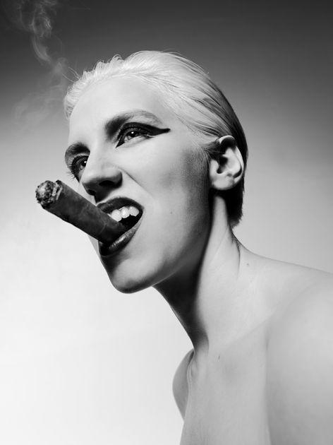 Photographer Jesper Molin Model Lilith Etch  Makeup and hair Evalotta Ericsson  Makeupassistent Emma Schatz