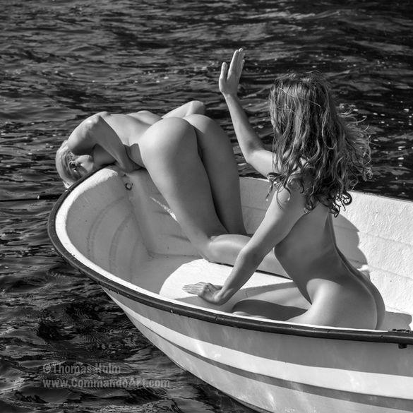 Photographer Thomas Holm Models PoppySeed Dancer & Lilith Etch