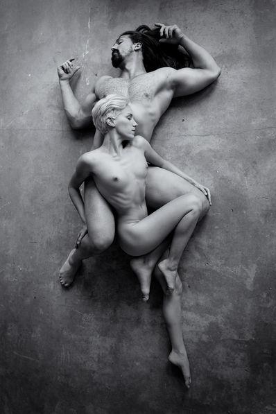 Photographer Ben Ernst  Models Will Newton & Lilith Etch