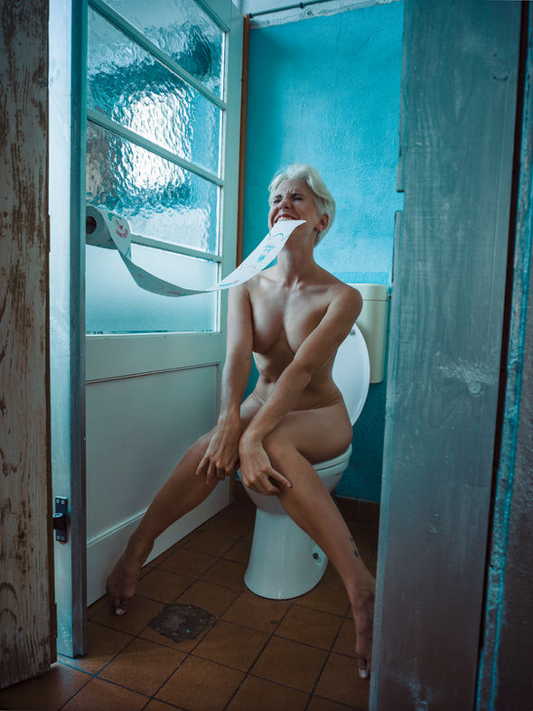 Photographer Thomas Freyer Model Lilith Etch