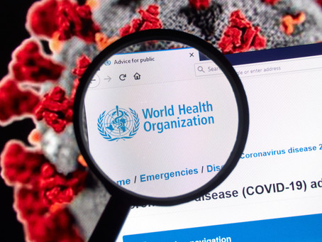 The uncovering of the World Health Organization